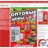 Интернет-магазин бытовой техники  компании Калинка